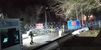 ΕΒΡΟΣ Εικόνες απο την ΔΙΚΗ ΜΑΣ πλευρά των συνόρων (βίντεο)