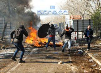 """Καστανιές: Οι Τούρκοι στέλνουν """"ποινικούς"""" στα σύνορα (video)"""