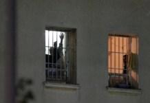 «Εξέγερση» και φωτιές στις φυλακές Κορυδαλλού! (video) Χαμός!