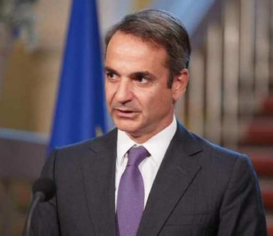 Kyriakos Mitsotakis - Πρωθυπουργός