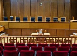Κλειστά ποινικά δικαστήρια και Εισαγγελίες της Αττικής από τη Δευτέρα