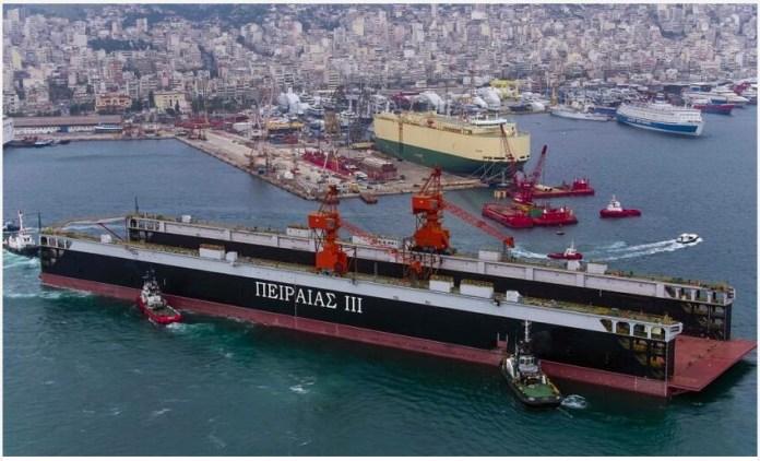 Διαστάσεις λαμβάνει η σύγκρουση στο λιμάνι του Πειραιά