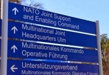 Tο μεγαλύτερο logistics center του ΝΑΤΟ