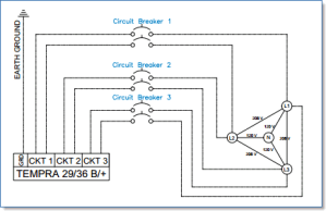 3Phase Electric Tankless Water Heater Wiring Diagram