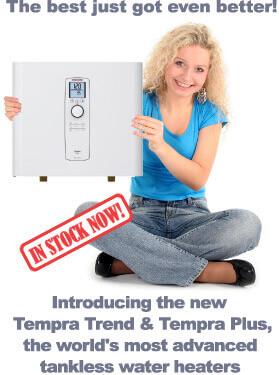 Water heater installers