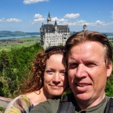 Neuschwanstein, Germany 2015