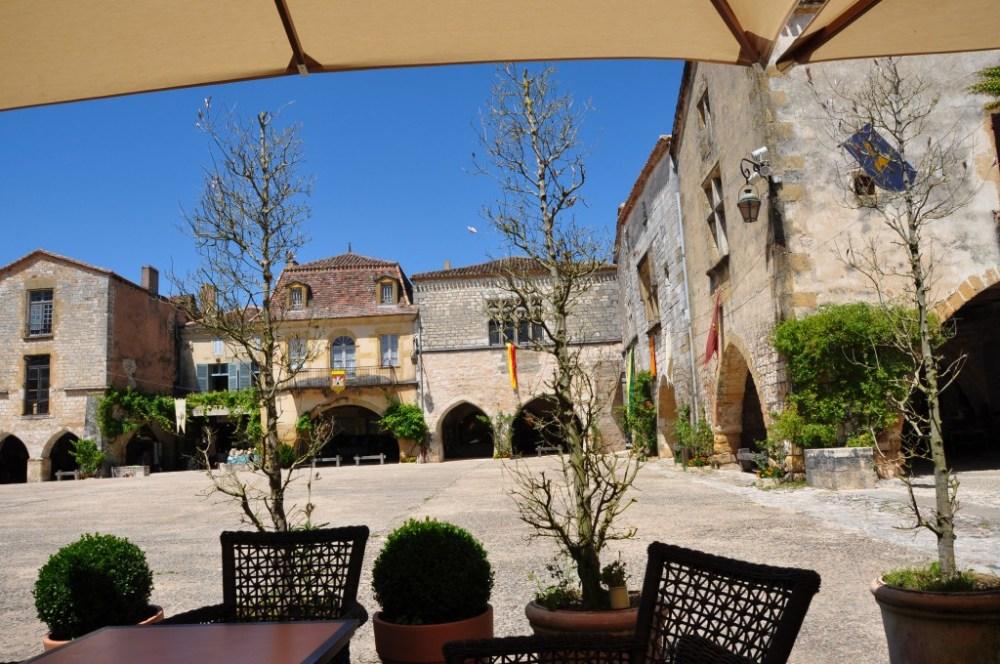Bastide town