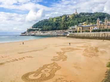 Like Cannes, San Sebastián has a glamorous feel to it