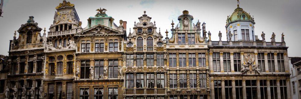 Bruxelles - Markt square