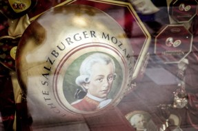 Wolfgang Amadeus Mozart was born in Salzburg in 1756