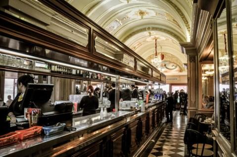 Caffe Cordina has old-world charm