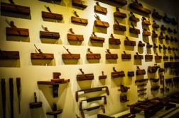 The Museum of Tools, Trades and Traditions exhibit practical tools used during not-so-old times