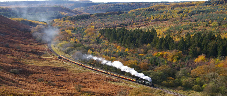 Harry Potter's Hogwarts Express