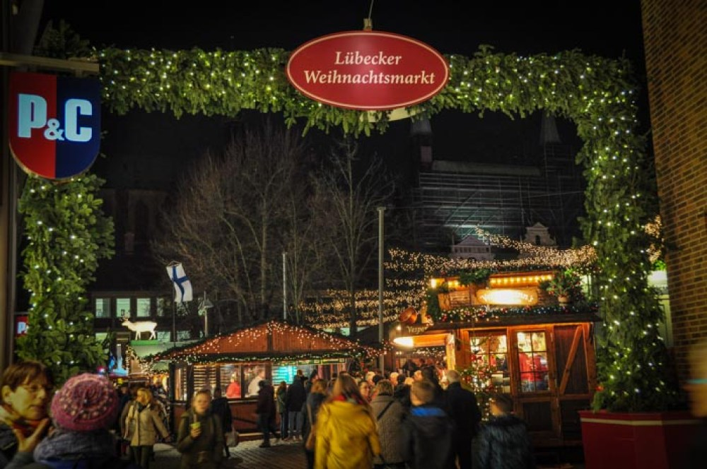 Christmas Markets in Lübeck