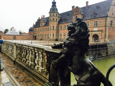 Denmark's Museum of National History resides in this beautiful Renaissance castle