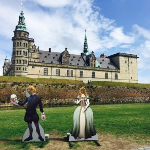 Kronborg castle in Helsingør is immortalised in Shakespeare's Hamlet
