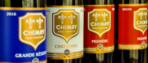 Chimay is one of the renowned Trappist Beers of Belgium