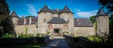 Corroy le Chateau is a true treasure. It is one of the most well-kept examples of medieval fortress