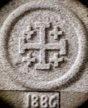 Coat of arms of the Kingdom of Jerusalem