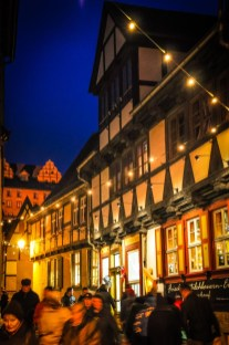 The Collegiate Church, Castle and Old Town of Quedlinburg are all UNESCO World Heritage classified
