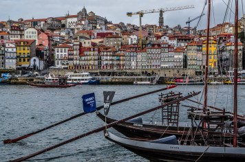 The city that gave the fortified wine its name: Porto