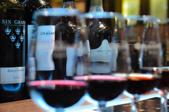 An outstanding Port Wine tasting in Porto at Graham's Lodge