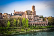 Albi gave name to the Cathar movement, also named Albigensianism