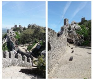 Castelo dos Mouros - Photo courtesy of Sylvie Montagnac