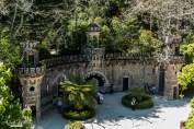Quinta da Regaleira - Copyright Antoine Barthelemy