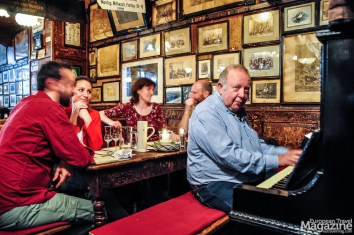 Good music and good company. Heidelberg has it all!