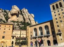 The Museum of Montserrat has an impressive collection of artworks of Picasso, Dalí, El Greco, Chagall, Caravaggio and many others