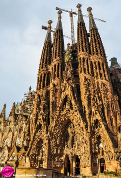 Gaudí devoted his life to building this, his last legacy that outlived him