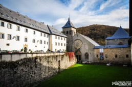 The little town of Roncesvalles is a popular starting point for the Camino to Santiago