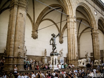 Florence is so packed with exquisite arts, architecture and culture, that it gave birth to the Stendhal Syndrome