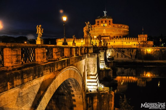 """Tours of """"Passetto di Borgo"""" are only held in summer months and must be booked in advance"""