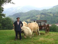 The Basque people still live in harmony with nature and traditions. Photo courtesy of pyreneanexperience.com