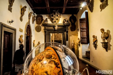 The museum is filled with precious etruscan artefacts, renaissance paintings and archaeological relics