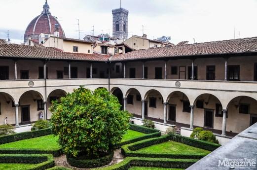Biblioteca Laurenziana