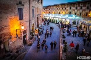 The striking Seminario Vescovile