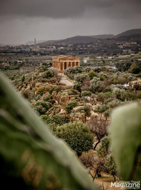 Agrigento is another gem among Greek ruins - and acknowledged by UNESCO