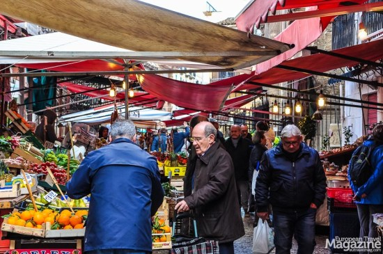 Il Capo is the best of the Street markets of Palermo. Colourful, filled with locals doing their shopping and the least gritty of the markets