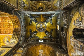 The cathedral is also a brilliant example of the Arab-Norman architecture dominating the area