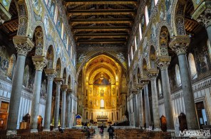 Another short trip from Palermo is Monreale, with their UNESCO classed cathedral