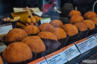 """Another popular street food all over Sicily is the """"Arancina"""""""