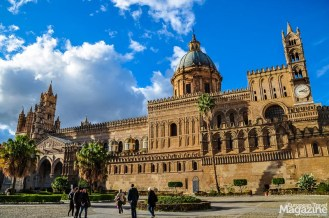 The Arab-Norman architecture of Palermo is recognised as World Heritage by UNESCO