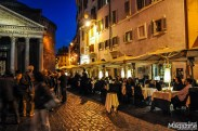 The Pantheon and its surrounding Piazza della Rotonda is the living, beating heart of Rome.