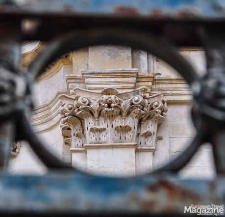 There are so many details to gawp at in Lecce