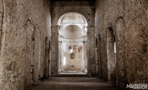 It's designated as Unesco World Heritage together with 6 other Italian Longobard testaments