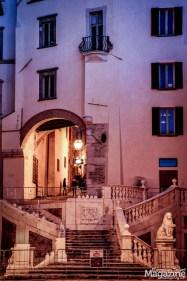 View to Piazza Pianciani