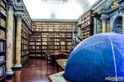 Galileo Galilei was accepted into the exclusive academy in 1611 and quickly became its intellectual centre
